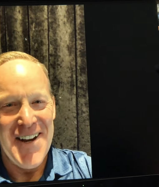 Billy's FaceTime with Sean Spicer After He Survives Another Week on 'DWTS'