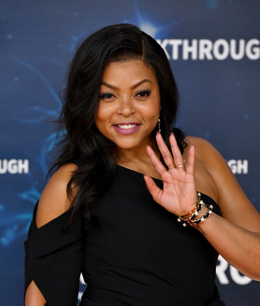 Taraji P. Henson Talks 'Coffee & Kareem,' How She's Self-Isolating,…