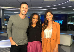 Becca Kufrin & Ben Higgins Talk 'Bachelor Live on Stage,' Peter Weber,…