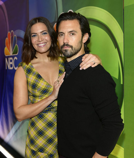 Milo Ventimiglia & Mandy Moore Talk 'Charged' Season of 'This Is Us'