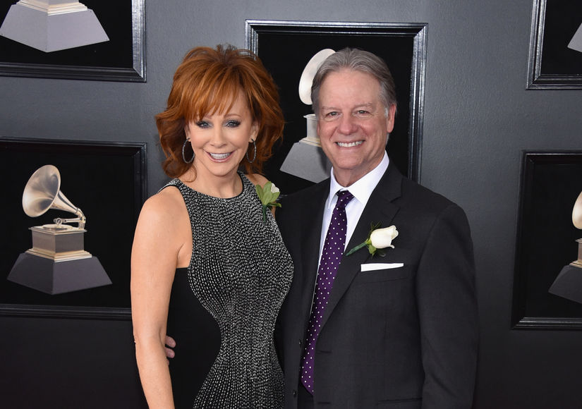 Reba McEntire & Anthony 'Skeeter' Lasuzzo Split