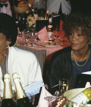 Whitney Houston's Best Friend Robyn Crawford Breaks Her Silence on…