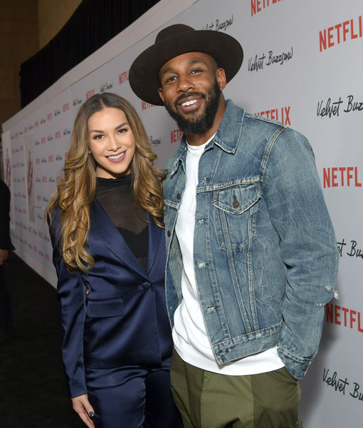 Allison Holker & Stephen 'tWitch' Boss Welcome Baby #2