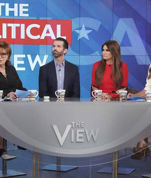 Donald Trump Jr.'s Explosive Interview on 'The View'