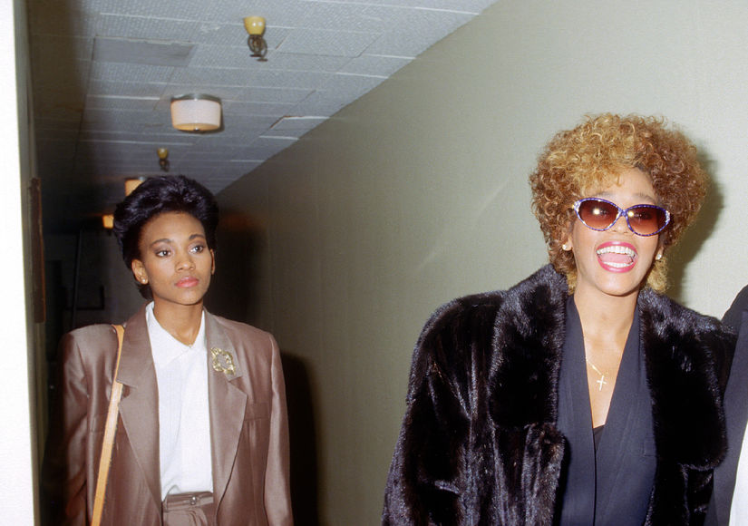 Whitney Houston's BFF Robyn Crawford Speaks on Camera About Their Romance