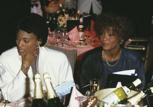 Whitney Houston's Best Friend Takes On Claims They Were Lovers, and More…