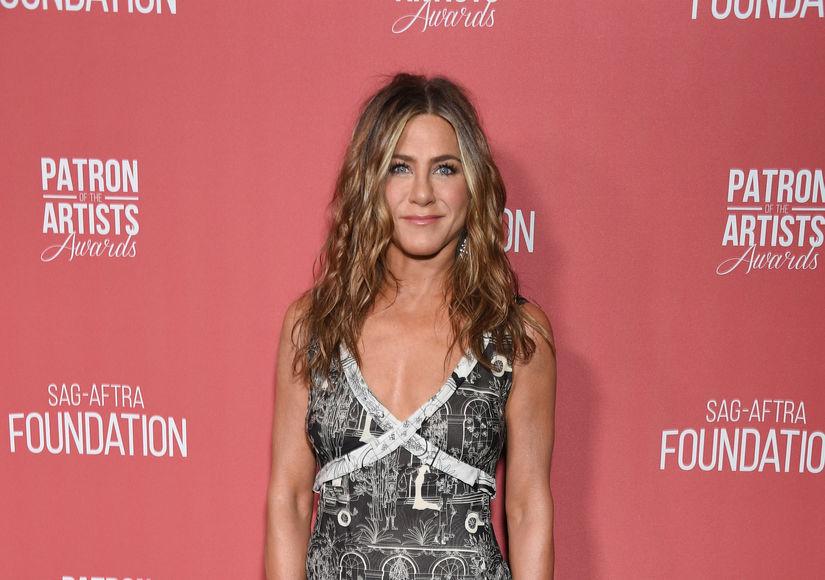 Jennifer Aniston's Instagram Advice for Matthew McConaughey