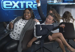 LOL! Billy, Jenn & 'The Real' Co-Hosts Play Musical Chairs