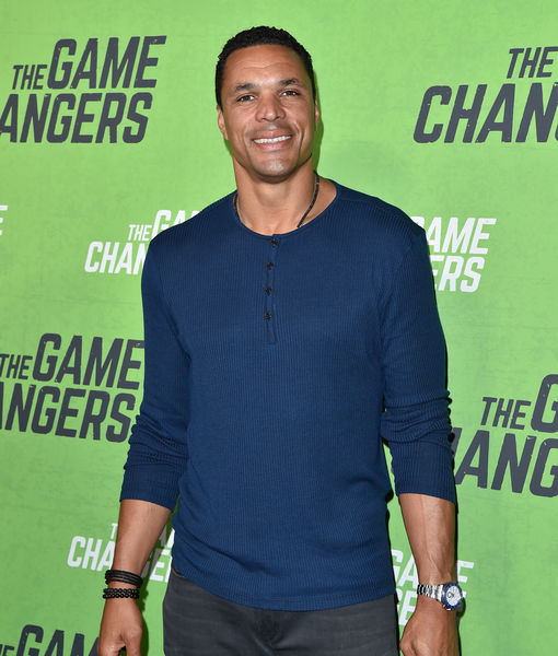 Tony Gonzalez on Life After Football, His Podcast, and Co-Parenting with Lauren Sanchez