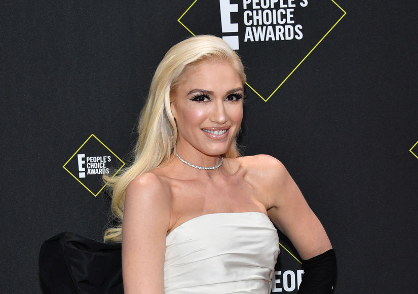 Gwen Stefani Crowned Fashion Icon at People's Choice, Plus: The Star She…