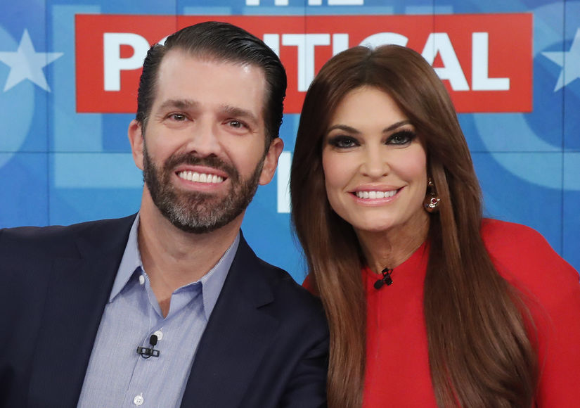 Donald Trump Jr. & Kimberly Guilfoyle on Their Headline-Making RNC…