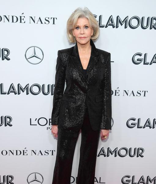 Jane Fonda Talks Being Arrested at Climate Change Protests