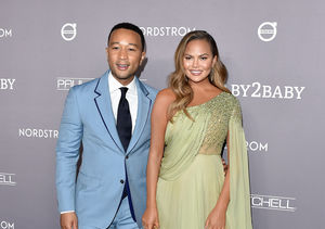 Chrissy Teigen Dishes on Thanksgiving Plans