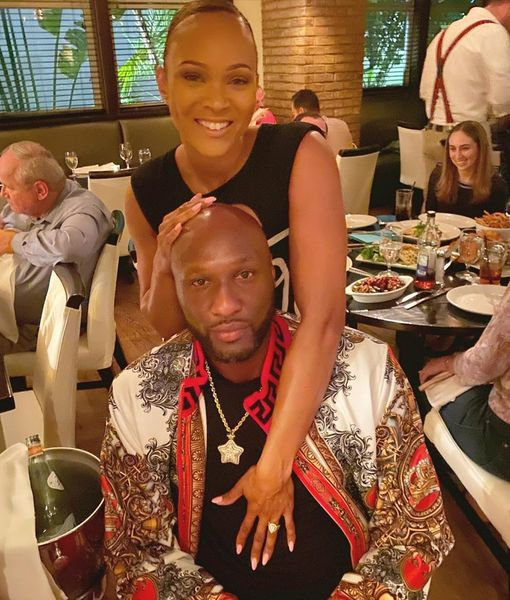 Lamar Odom Engaged to GF Sabrina Parr — See Her Diamond Ring!