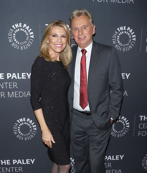 Vanna White Fills In for Pat Sajak on 'Wheel of Fortune,' and More Headlines