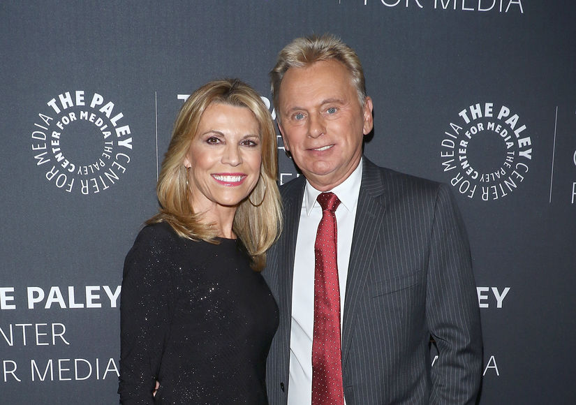 Vanna White Talks Hosting 'Wheel of Fortune,' Gives Update on Pat Sajak