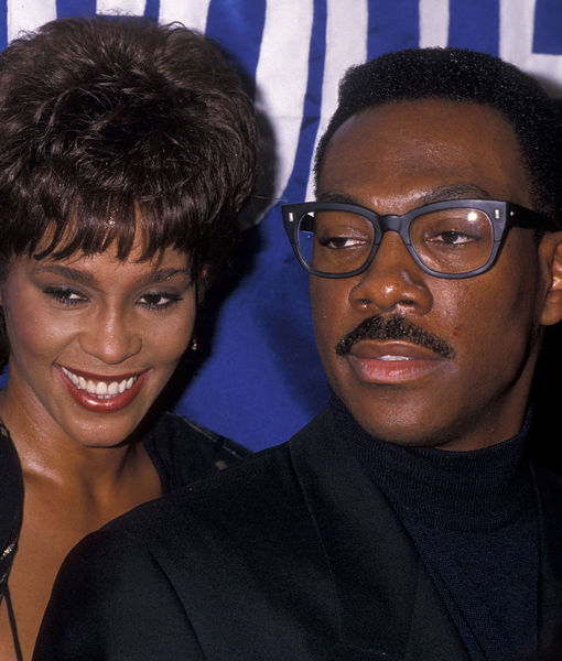 Was Whitney Houston Ever Secretly Engaged to Eddie Murphy? What Her BFF Says!