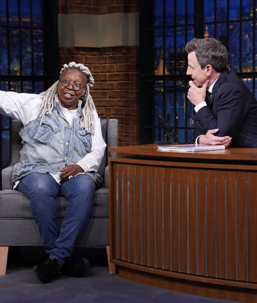 Whoopi Goldberg Sets the Record Straight on 'The View' Tension