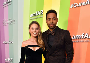 First Pic! Jay Ellis & Nina Senicar Welcome Baby Girl