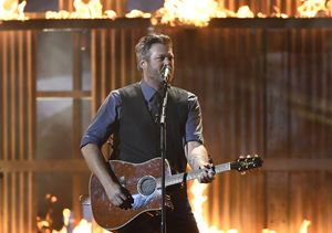 Blake Shelton Talks John Legend's Sexiest Man Alive Title