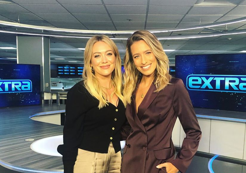 Hilary Duff Says Lizzie McGuire's World Is 'Turned Upside Down' in Reboot