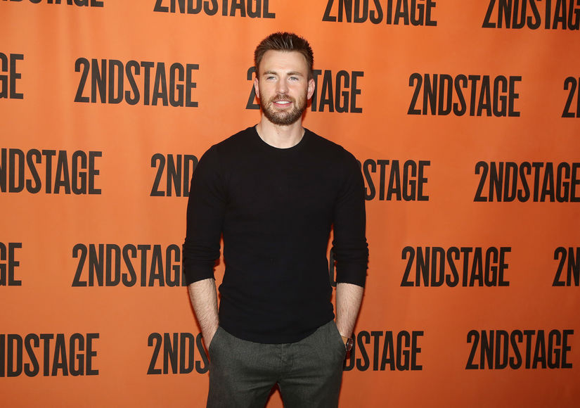 Chris Evans Reacts to His Cable-Knit Sweaters Driving People Wild
