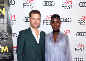 Married? Jodie Turner-Smith & Joshua Jackson Make Red-Carpet Debut