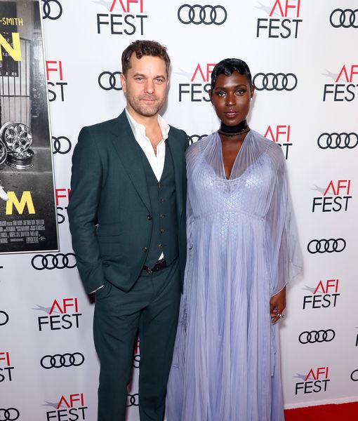 Married? Jodie Turner-Smith & Joshua Jackson Make Red-Carpet Debut