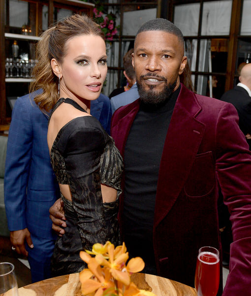 Are Jamie Foxx & Kate Beckinsale Dating?