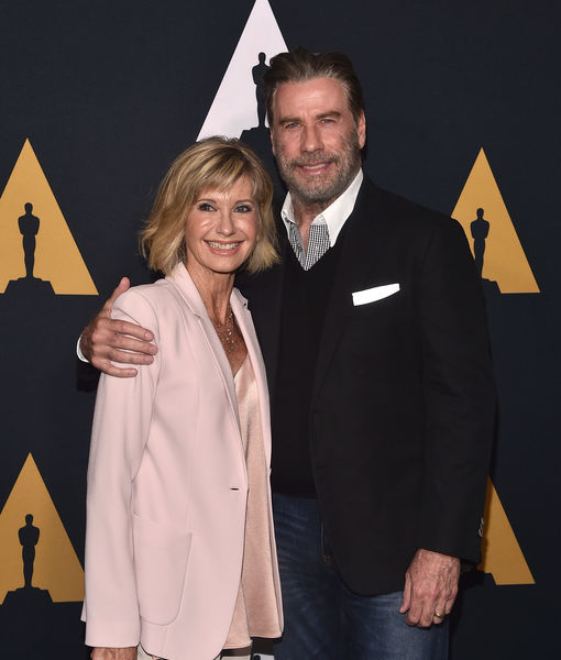 Olivia Newton-John's Update on John Travolta After Kelly Preston's Death, Plus: Her Cancer Research Foundation