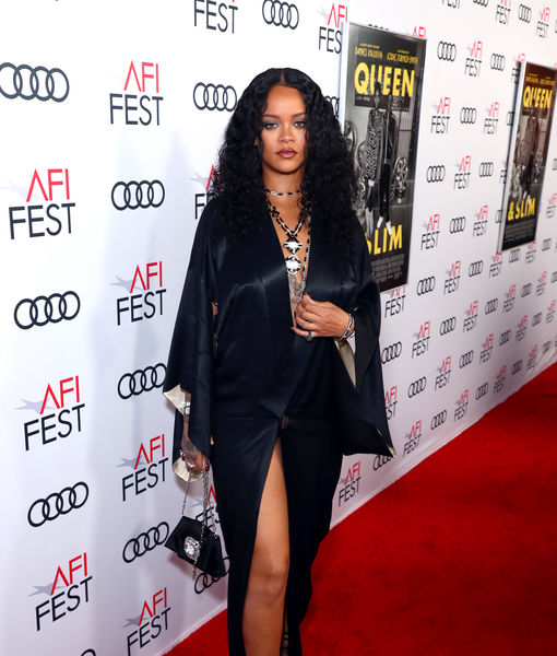 Rihanna Injured in Electric Scooter Accident: 'She's Healing'