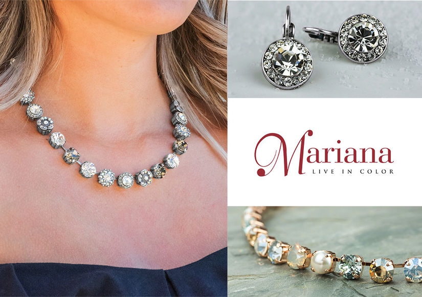 Win It! A $125 Gift Card to Mariana Jewelry