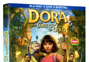 Win It! 'Dora and the Lost City of Gold' on Blu-ray, DVD, and Digital