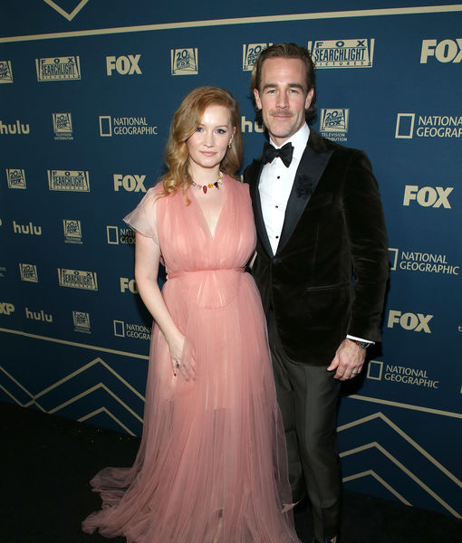 James Van Der Beek's Wife Almost Died After Miscarriage Heartbreak