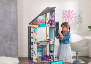 Win It! A Bianca City Life Dollhouse