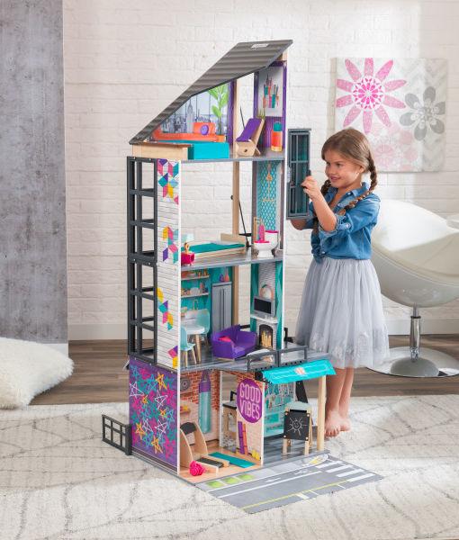 Win It! A Bianca City Life Dollhouse