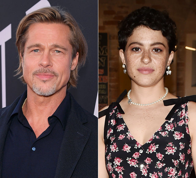 Is Brad Pitt Dating 'Arrested Development' Actress Alia Shawkat?