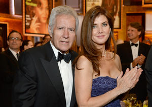Alex Trebek's Wife Jean on How She's Uplifting Him Amid Cancer Battle