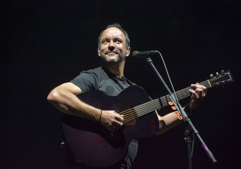 Dave Matthews Dishes on Rock and Roll Hall of Fame Nomination