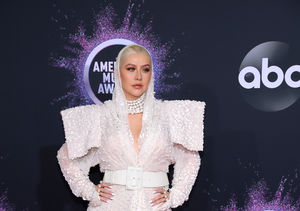 Christina Aguilera Talks Holiday Plans