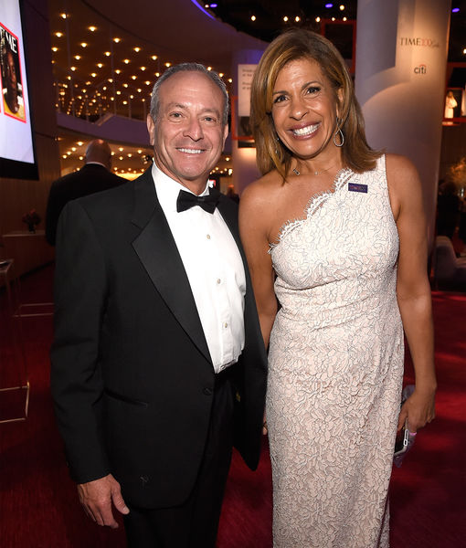 Proposal Details! Hoda Kotb Is Engaged to Joel Schiffman