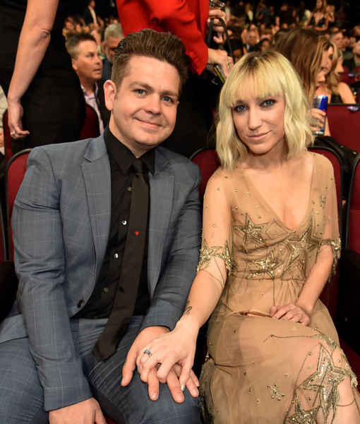 PDA Alert! Jack Osbourne Goes Public with His New GF at the American Music Awards