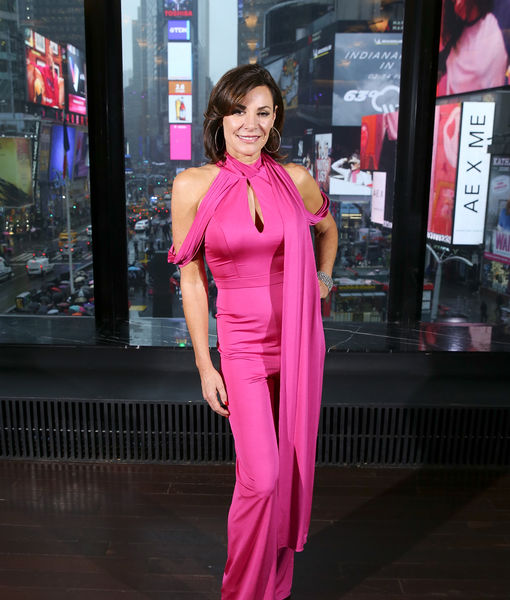 Luann de Lesseps Recalls 'Dying of Laughter' with 'RHONY' Cast on Zoom,…