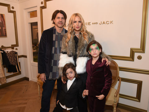 Rachel Zoe Talks New Children S Line Plus Her Tips For Styling Your Kids Extratv Com