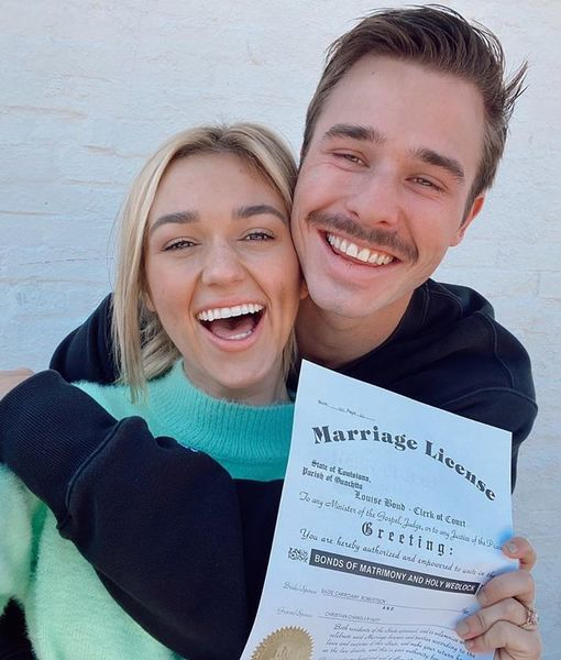 Sadie Robertson & Christian Huff Tie the Knot in Louisiana