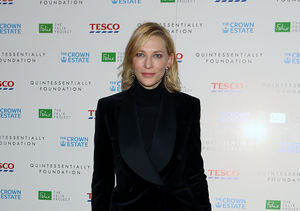 Cate Blanchett Suffers Head Injury After Chainsaw Mishap