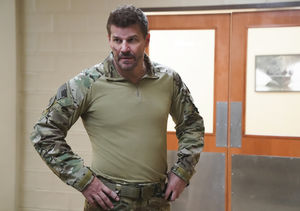 David Boreanaz Dishes on His 'Seal Team' Character's State of Mind