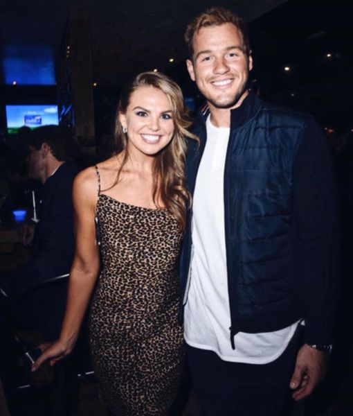 Colton Underwood Makes a Windmill Joke, Hannah Brown Responds!