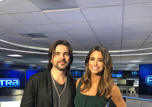 Juanes on His Latin Grammy Win, Plus: His Music Inspiration Growing Up