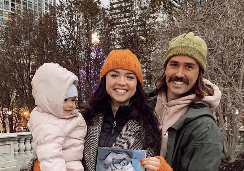'Bachelor' Alum Bekah Martinez Expecting Baby #2!